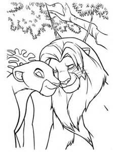105 Best The Lion King Images In 2020 Disney Coloring Pages