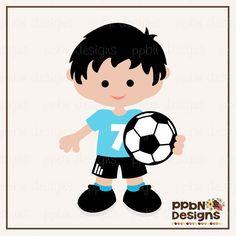 Soccer Star Boy