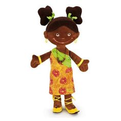 Muñeca Tela África