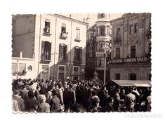 FOTOGRAFÍA SEMANA SANTA PROCESIONES SALCILLO MURCIA MARZO 1964 - 10,5 X 7 CM -glorieta