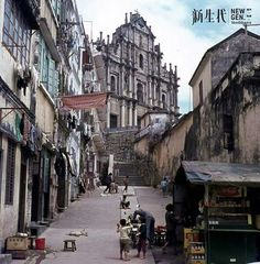 Macao / #macao #travel                                                       …
