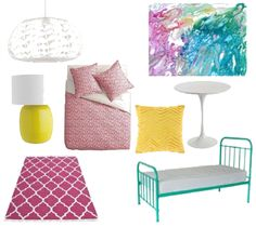 Tween Bedroom by doylehouse on Set That -