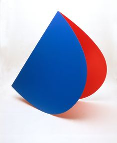 Ellsworth Kelly, 'Blue Red Rocker,' 1963, Kunstmuseum Basel