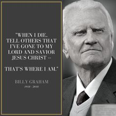 At Christianbook, we join with millions of others to honor Billy Graham's extraordinary legacy. This world will miss him greatly. #BillyGraham