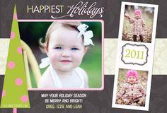 holiday photo card ideas