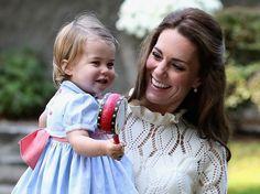 The Royals Visit Canada ~ Princess Charlotte with Princess Kate, September 29, 2016