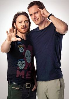 Forget Wolverine and Jean, Here's Why Michael Fassbender and James McAvoy Are the Best X-Men Love Story Michael Fassbender 300, X Men, Liam Hemsworth, Alicia Vikander, Jane Eyre, Steve Jobs, Christina Hendricks, Britney Spears, Beautiful Men