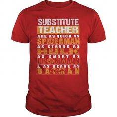 SUBSTITUTE TEACHER T Shirts, Hoodie
