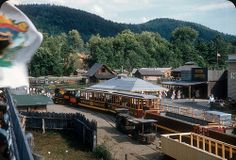 Frontier town North Hudson | Frontier Town, North Hudson, NY — 1955