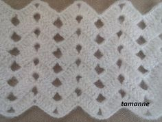 How to Crochet the Star Stitch - Daisy Marguerite Stitch - DIY Tutorial - Stitchorama by Naztazia - Crochet Bande Crochet Picot Edging, Crochet Ripple, Crochet Motif, Double Crochet, Crochet Baby, Crochet Granny, Crochet Stitches Patterns, Crochet Designs, Stitch Patterns