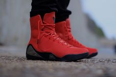 f9ec0c3be6c0 Nike Kobe 9 KRM EXT Red Mamba Hitting Retailers + Detailed Pictures Nike  Kobe 9 EXT
