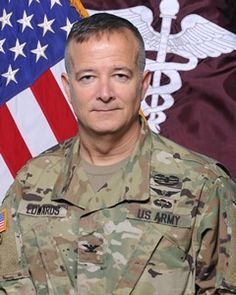 Colonel Eric S. Edwards, Commander, U.S. Army Medical Department Activity at Fort Jackson, 27 June 2016.