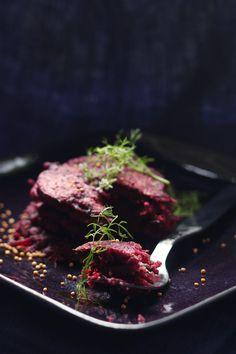 Spiced Beet Fritters Recipe (Vegan + Gluten Free)