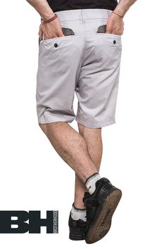 Shorts Contrast, grey