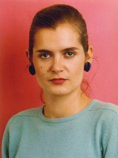 Thomas Ruff, Porträt (K. Lehmann), 1984 - artspace.com