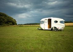 i want a cute camper like this.  to camp with my cute hubs.