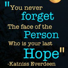 hunger games on Pinterest   Hunger game quotes  The hunger game and