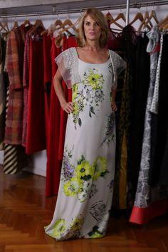 Vestidos para madrinas y Vestido de fiesta by Dolores Gomez Thwaites | Moda y Tendencias 2014 / 2015
