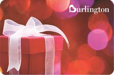 Burlington Coat Factory  | Gift Card