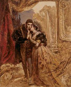 Jan Matejko, Zygmunt August i Barbara Radziwiłłówna, 1864