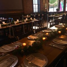Cozy rehearsal dinner at the Bank Bar Hermann, MO. Hermann Mo, Wine And Beer, Guest Suite, Rehearsal Dinners, Wine Country, Cozy, Bar, Table Decorations, Home Decor