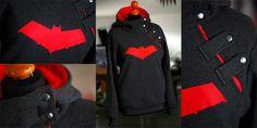 Superhero Hoodies by envylicious