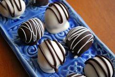 I initially came across the Oreo Truffle a few years ago while I was visiting my family in Florida for a weekend.  My mother was looking fo...