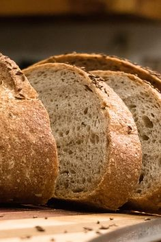 """A traditional chewy, moist Jewish rye bread including both levain and an old-bread """"soaker. Yeast Bread, Bread Baking, Sourdough Bread, Jewish Rye Bread, Rye Bread Recipes, Sourdough Recipes, Flour Recipes, Polish Rye Bread Recipe, Deli Sandwiches"""
