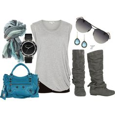 Just another outfit, created by rizzort on Polyvore