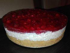 Málnás-tejszínes rizstorta Tiramisu, Cake, Ethnic Recipes, Food, Food Cakes, Kuchen, Essen, Meals, Tiramisu Cake