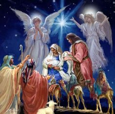 The spirit of Christmas. Artist Richard Macneil .. Discussion on LiveInternet - Russian Service Online diary