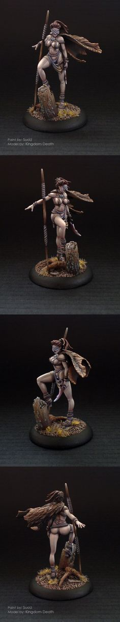 White Speaker - Kingdom Death