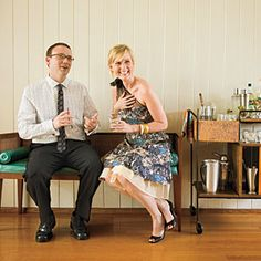 Party Playlists | Swingin' Cocktail Soiree Songs | SouthernLiving.com