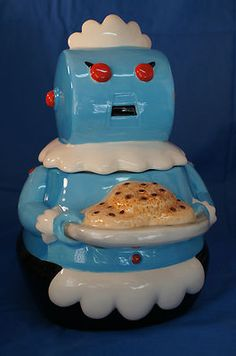 The Jetsons Rosie Robot Cookie Jar