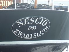 In 2000 on 'Nescio'.