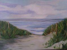 Noordwijkse strandopgang