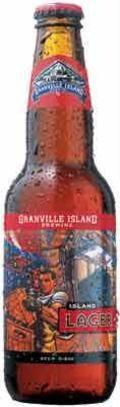 Granville Island Island Lager 4/5