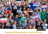 JOSIAH VENTURE  We equip young leaders in Eastern Europe to fulfill Christ