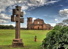 Ruins of San Michael the Archangel - São Miguel das Missões, Rio Grande do Sul