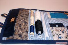 Deseos & Dedales: Costurero de tela