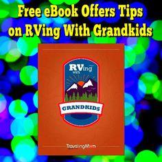 Free eBook Offers Tips on RVing With Grandkids... Read More: http://www.everything-about-rving.com/rving-with-grandkids.html Happy RVing! #everythingaboutrving #GoRVing #FindYourAWAY #RVlife #RVing #RV #RVs #RVers #Wanderlust #Explore #Adventure #Nature #RVLiving #CampLife #FullTimeRVer #Roadtrip #Travel #RVsofAmerica #HomeIsWhereYouParkIt #Camping #RVPark #Hiking #MotorHome #MotorHomes #TravelTrailer #NatureLovers #FunOnTheRoad