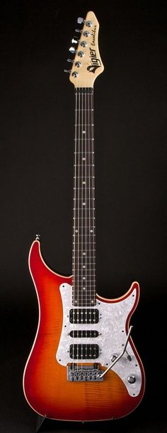 Vigier Excalibur Special HSH (World Guitars, UK)