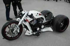 V-Rod Trike - ok, its really 3 Wheels, however it is based on a 2-wheeler