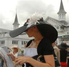 Go to the Kentucky Derby, wear a big floppy hat, and drink mint juleps :)