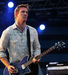 Josh Homme .. one of my favorite musicians