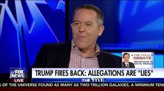 Greg Gutfeld: Donald Trump Is 'Turning All of His Surrogates Into Hillar...