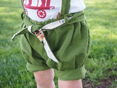 DIY Shortalls