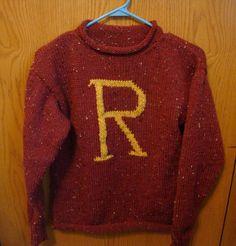 Weasley jumper :)