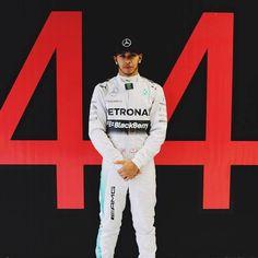 The 2014 Formula One World Champion Pilot: Mr. Lewis Hamilton #44 #TeamLH