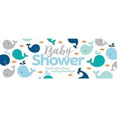 Blue Whale Giant Baby Shower Banner (1 ct) Creative Conve... https://www.amazon.com/dp/B06VVM5N3T/ref=cm_sw_r_pi_dp_x_PHjXyb513YQ6J